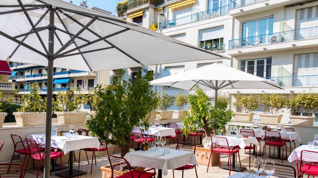 Le Grand Café de France – restaurant à Nice